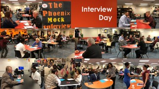 Interview Day 2018 Picture Collage