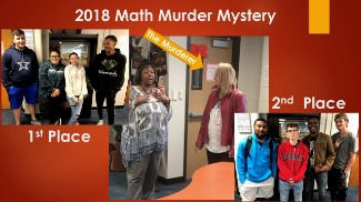 Math Murder Mystery Picture Collage 2